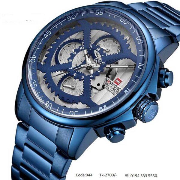 Trendy Stylish Naviforce Watch |944