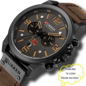 Stylish CURREN Watch|906